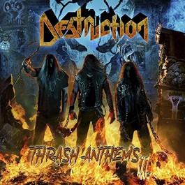 DESTRUCTION-THRASH ANTHEMS...