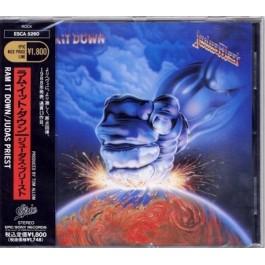 JUDAS PRIEST-RAM IT DOWN CD