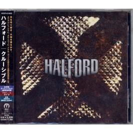 HALFORD-CRUCIBLE CD