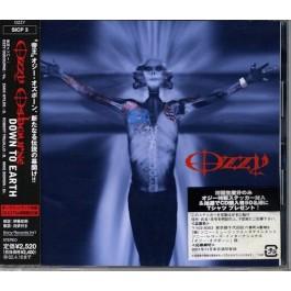 OZZY OSBOURNE-DOWN TO EARTH CD