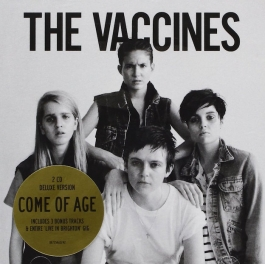 THE VACCINES-COME OF AGE CD