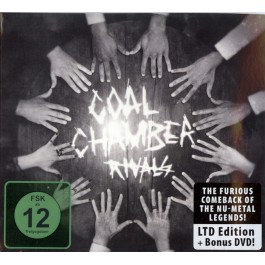 COAL CHAMBER-RIVALS DELUXE...