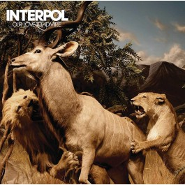 INTERPOL-OUR LOVE TO ADMIRE...