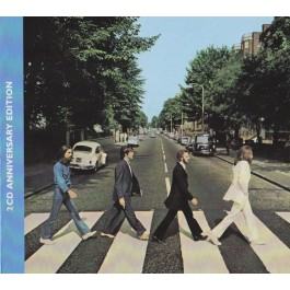 THE BEATLES-ABBEY ROAD CD