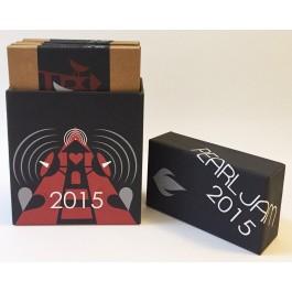 PEARL JAM-2015 BOX SET CD