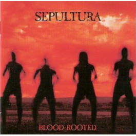 SEPULTURA-BLOOD ROOTED CD