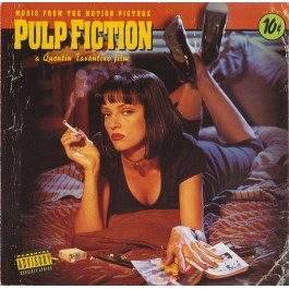 PULP FICTION-SOUNDTRACK CD
