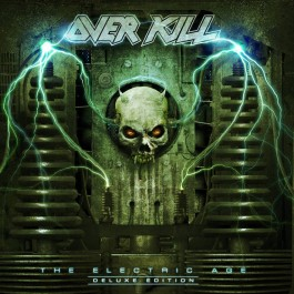 OVERKILL-ELECTRIC AGE VINYL...