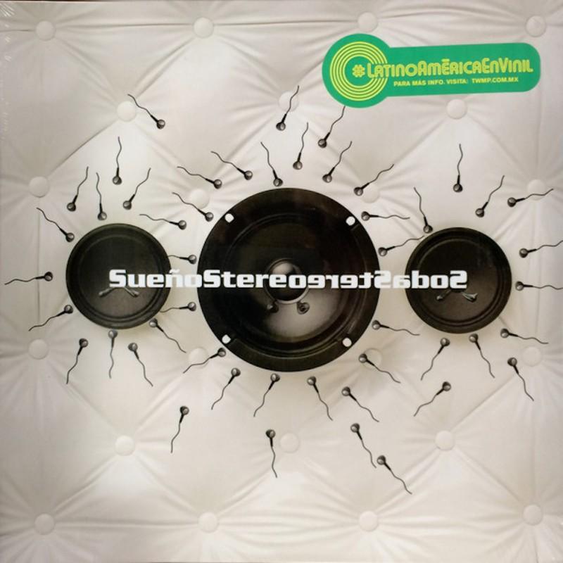 SODA STEREO-SUEÑO STEREO VINYL  888751012110