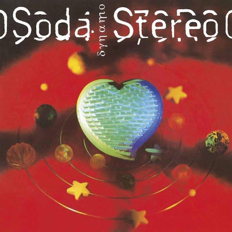 SODA STEREO-DYNAMO VINYL  .888751012011