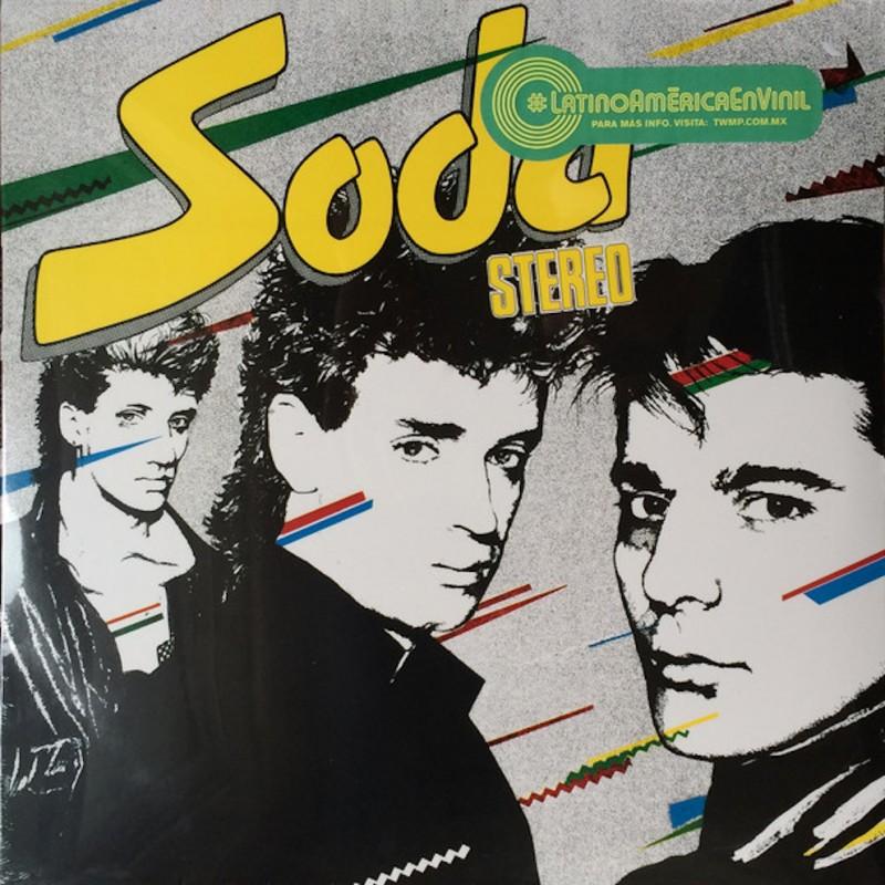 SODA STEREO-SODA STEREO VINYL 888751038714