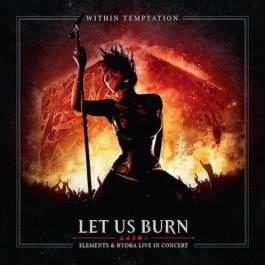 WITHIN TEMPTATION-LET US BURN LIVE CD/DVD