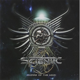 SCIENTIC-EMPIRE OF THE MIND CD