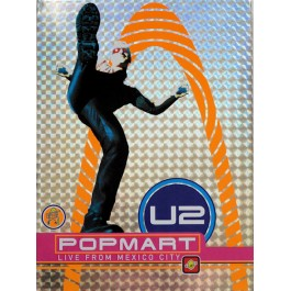 U2-POPMART LIVE FROM MEXICO...