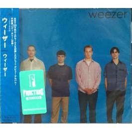 WEEZER-WEEZER AZUL CD