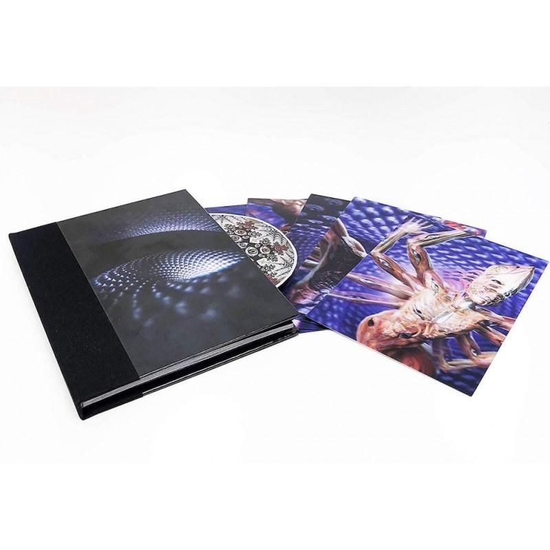 TOOL-FEAR INOCULUM BOOK EDITION CD  190759758229