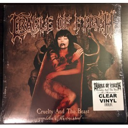 CRADLE OF FILTH-CRUELTY AND...
