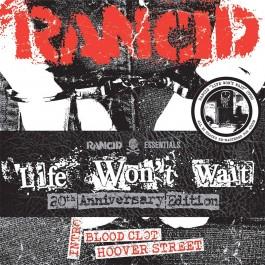 RANCID-LIFE WON'T WAIT VINYL