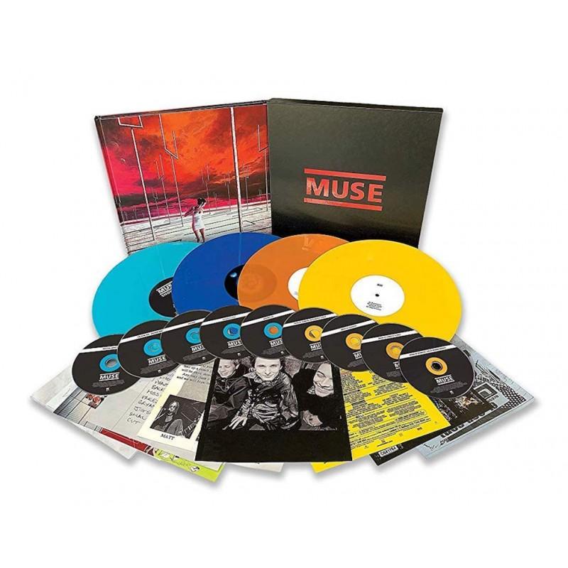 MUSE-ORIGIN OF MUSE CD/VINYL BOX SET   0190295810184