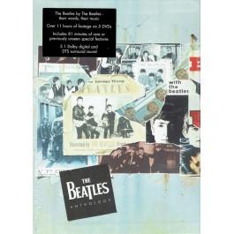 THE BEATLES-ANTHOLOGY DVD