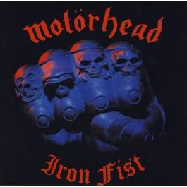 MOTORHEAD-IRON FIST CD