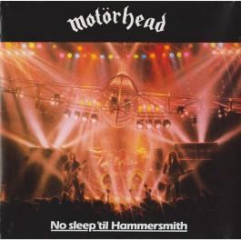 MOTORHEAD-NO SLEEP 'TIL...