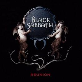 BLACK SABBATH-REUNION CD