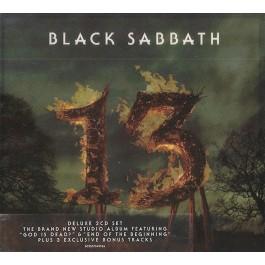 BLACK SABBATH-13 DELUXE...