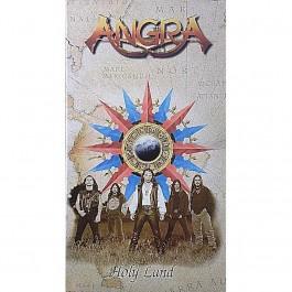 ANGRA-HOLY LAND CD