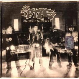 LOS TETAS-INDEPENDIENTE CD