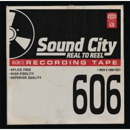 SOUND CITY-REAL TO REEL CD