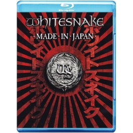WHITESNAKE-MADE IN JAPAN BLU-RAY