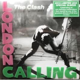 THE CLASH-LONDON CALLING CD