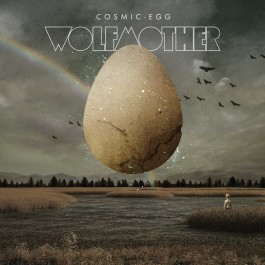 WOLFMOTHER-COSMIC EGG CD