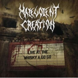 MALEVOLENT CREATION-LIVE AT...