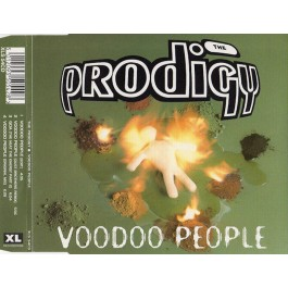 THE PRODIGY-VOODOO PEOPLE CD