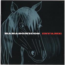 BABASONICOS-INFAME CD