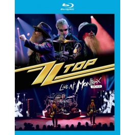 ZZ TOP-LIVE AT MONTREUX 2013 BLU-RAY