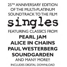 SINGLES-SOUNDTRACK DELUXE EDITION VINYL