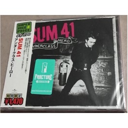 SUM 41-UNDERCLASS HERO CD