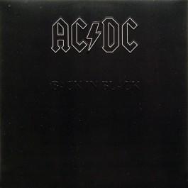 AC/DC-BACK IN BLACK VINYL