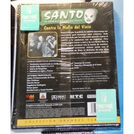 SANTO CONTRA LA MAFIA DEL VICIO DVD