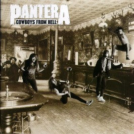 PANTERA-COWBOYS FROM HELL CD