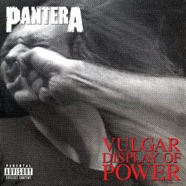 PANTERA-VULGAR DISPLAY OF...