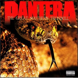 PANTERA-THE GREAT SOUTHERN...