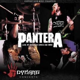 PANTERA-LIVE AT DYNAMO OPEN...