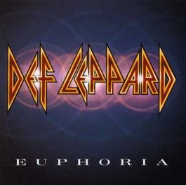 DEF LEPPARD-EUPHORIA CD