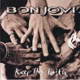 BON JOVI-KEEP THE FAITH CD