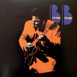 B.B. KING-LIVE IN JAPAN CD