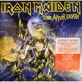 IRON MAIDEN-LIVE AFTER...
